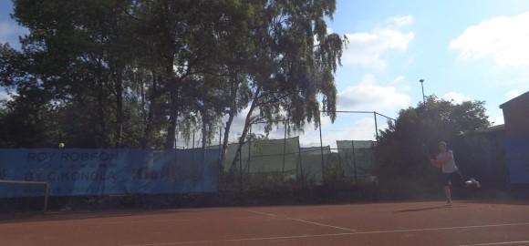 Keine Berufsperspektive: Tennisprofi
